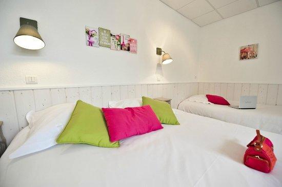 Amadour Hotel : Chambre en rez de jardin pour personne à mobilité réduite