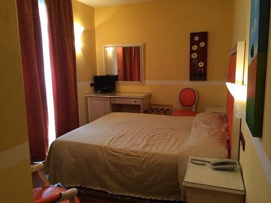 Hotel Alle Torri: Une des chambres de l'hôtel
