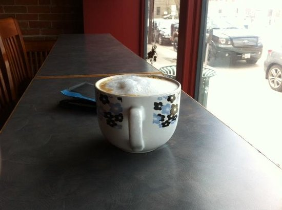 Java Express: Love the coffe and the mug