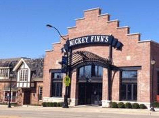 Mickey Finn's: 345 N Milwaukee Ave in Libertyville