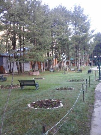 Grand Mumtaz Resorts Pahalgam : Resort
