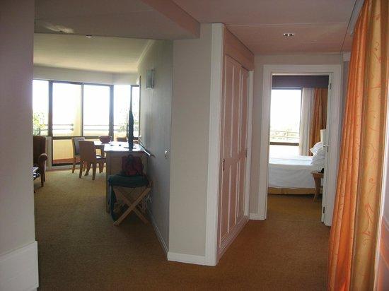 Porto Mare Hotel (Porto Bay): Suite layout