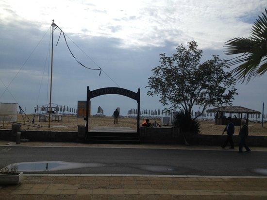 DIT Evrika Beach Club Hotel : The Evrika beach