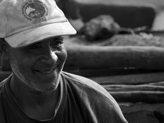 Suzanne Porter Marrakech Photo Experiences : Worker in the Tanneries, Marrakesh