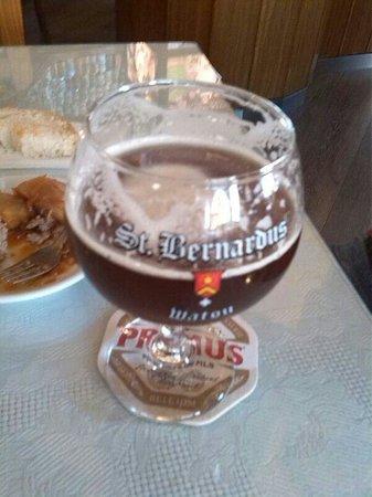 Cerveceria La Barraca: Una tostada
