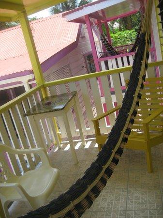 Mara's Place : balcony