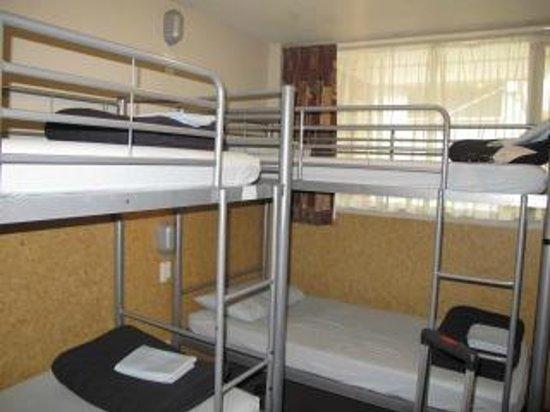 YHA Rotorua: Dormitório Feminino