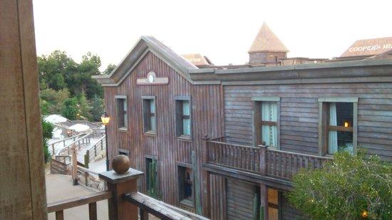 PortAventura Hotel Gold River: vista desde la habitacón
