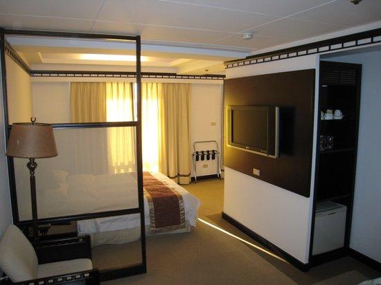 La Plaza Hotel: ベッド