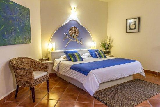Hotel Riviera del Sol: Habitación Cama King