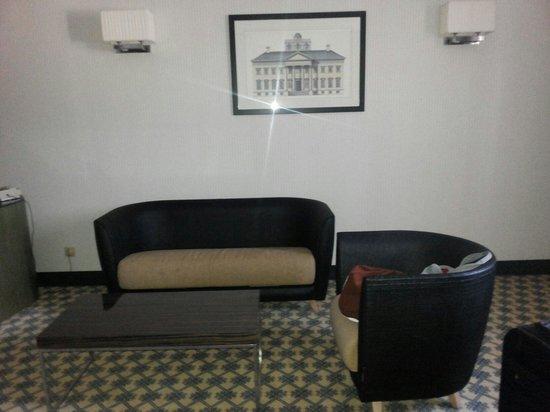NH Trieste: junior suite 1