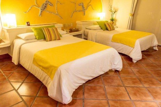 Hotel Riviera del Sol: Habitación Cama Queen