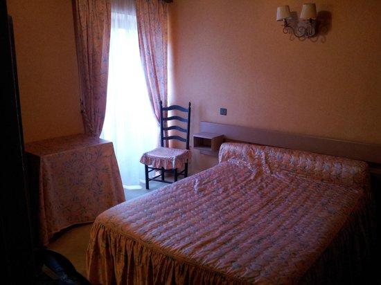 Grand Hotel de France : chambre