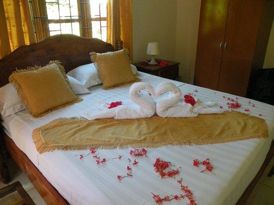Tannette's Villa : La chambre