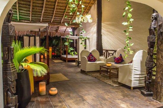 Hotel Riviera del Sol: Tampanco