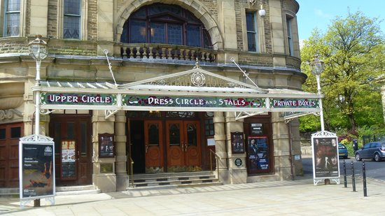 Buxton Museum and Art Gallery: many a story to tell here