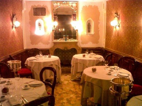 Taverna La Fenice : Amazing atmophere