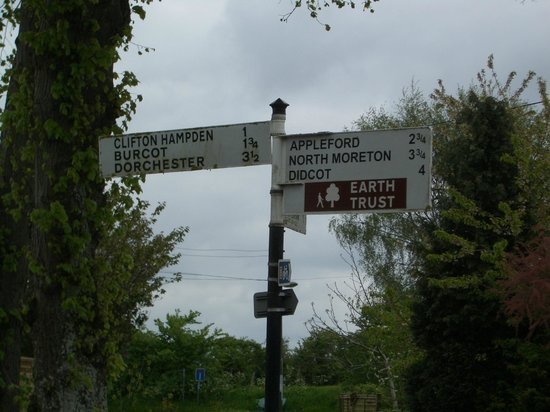 SHO4 Travel Oxford Tours: Which way should we go?