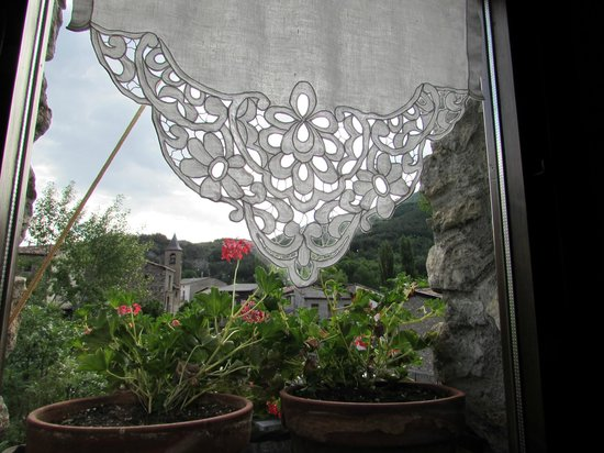Ventana con vista fotograf a de casa leonardo senterada - Casa leonardo senterada ...