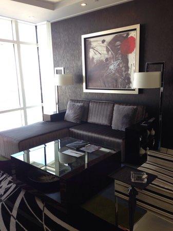 ARIA Sky Suites: Rooms