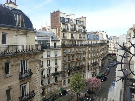 Hotel Astoria - Astotel : Вид с балкона