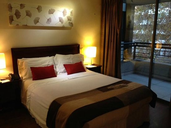 Travel Place Apartments: Quarto