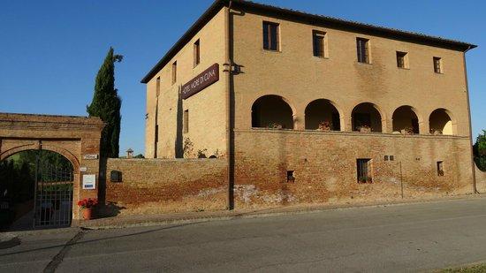 Hotel More Di Cuna: The hotel