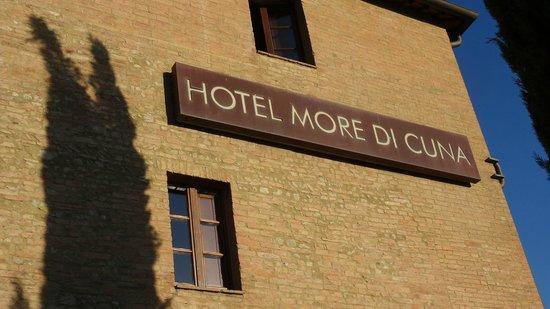 Hotel More Di Cuna: Restored building