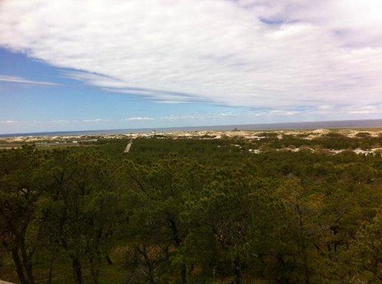 Province Lands Visitor Center : View from Observation Deck 1
