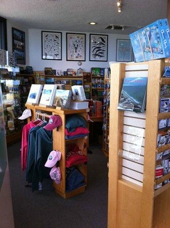 Province Lands Visitor Center : Bookstore Visitor's Center