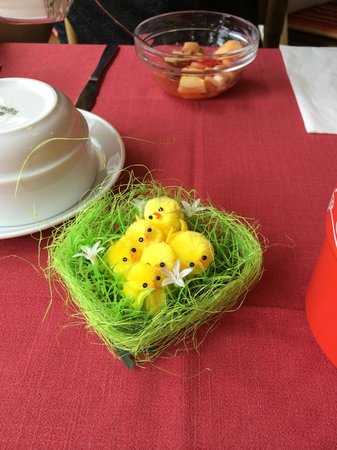 Casa Gagliardi: easter treat