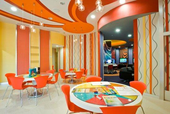 Mazagan Beach & Golf Resort : Kids club