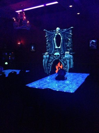Monster Mini Golf: Birthday party rooms!