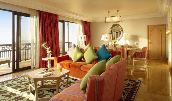 Mazagan Beach & Golf Resort: Suite
