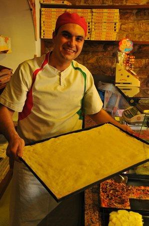 Pizzeria da Andrea: Alessandro
