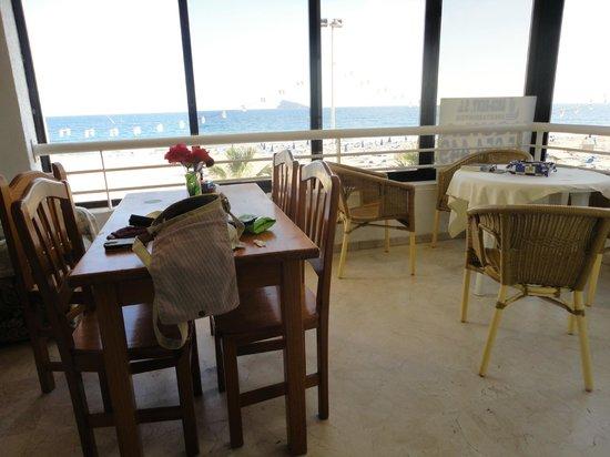 Torre Levante Apartments: Balcony