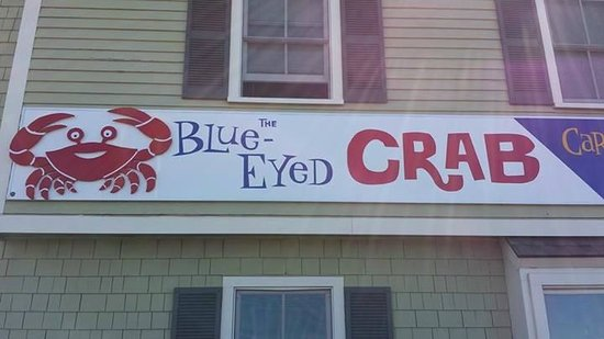 Blue-Eyed Crab Grille And Raw Bar : Blue Eyed Crab