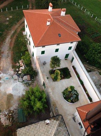Savudrija Lighthouse: Vista dall alto degli appartamenti
