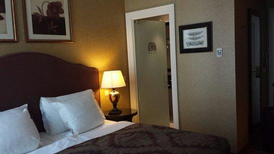 Grand Hotel Casselbergh Bruges : Room