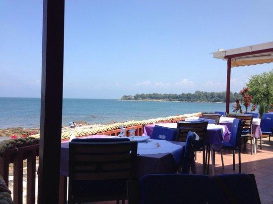 Restaurant Lanterna: Vista esterna
