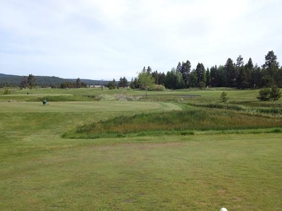 Sunriver Resort: meadows golf course