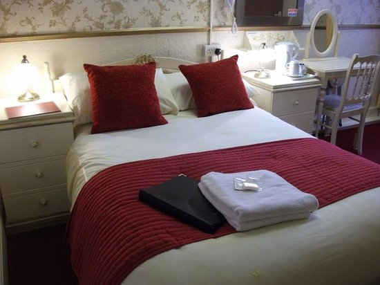 Brema Hotel: Double Ensuite sleeps 2