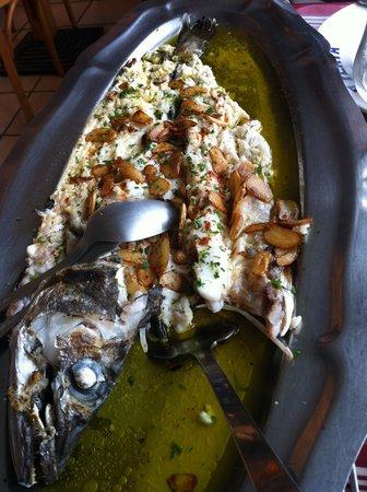La tantina de la Playa : seafood