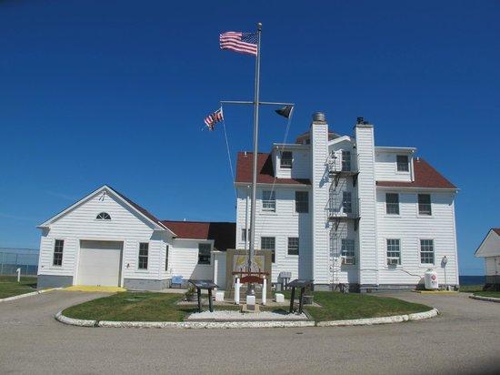 Point Judith Lighthouse Grounds