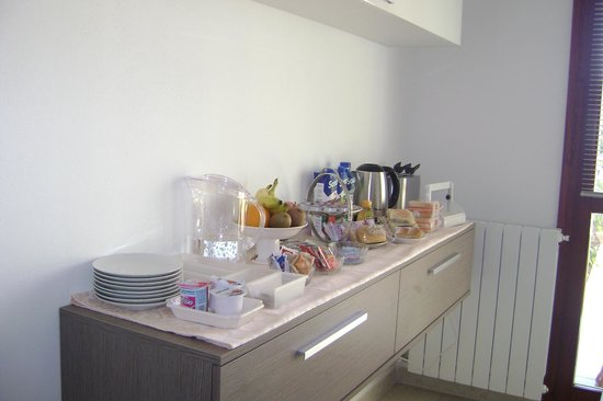 Sun&Sardinia Bed and Breafast : continental breakfast - buffet