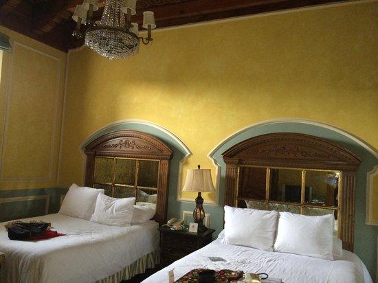 Palacio de Doña Leonor: Habitación doña beatriz