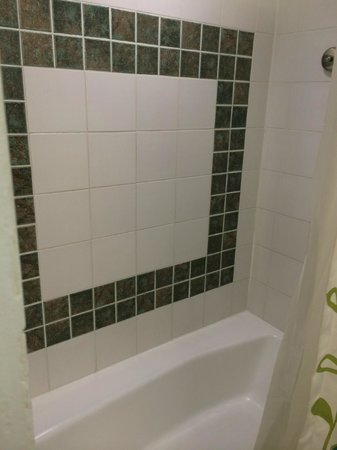 Atlantis, Coral Towers, Autograph Collection: Our shower.
