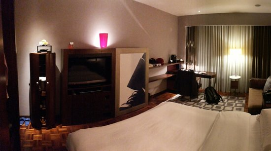 Les Suites Taipei Ching-cheng : Standard rooms