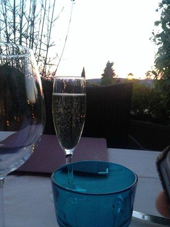 Boffenigo Small & Beautiful Hotel: cena