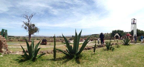 Mision La Muralla: Maravillosa vista!